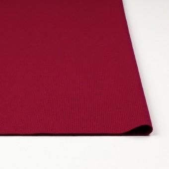 ウール×無地(レッド)×圧縮リブニット_全8色 サムネイル3
