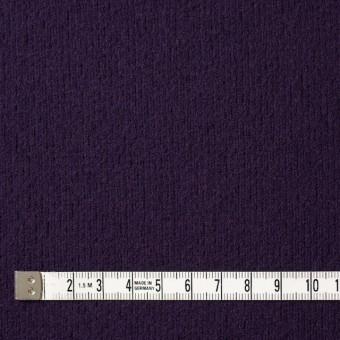 ウール×無地(パープル)×圧縮リブニット_全8色 サムネイル4