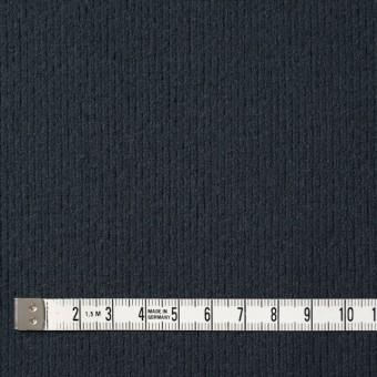 ウール×無地(チャコールグレー)×圧縮リブニット_全8色 サムネイル4