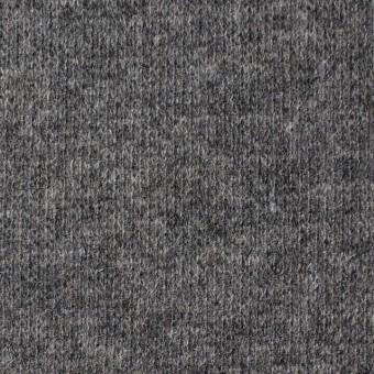 ウール&ナイロン混×無地(グレー&キナリ)×Wニット サムネイル1