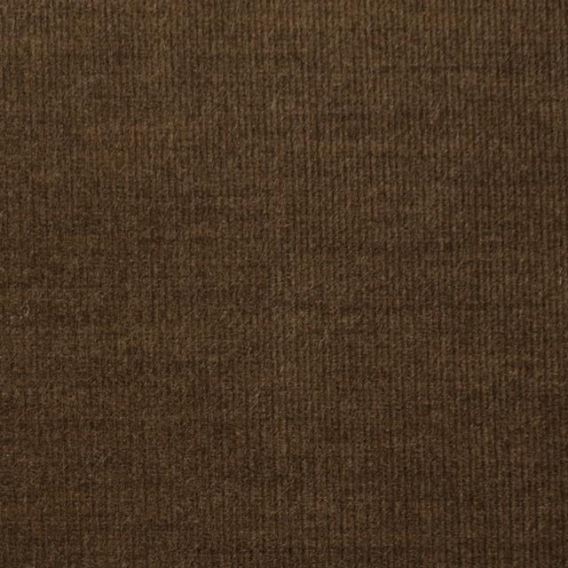 コットン&ポリエステル×無地(モカブラウン)×ベッチン(シリーズ2)_全2色 イメージ1