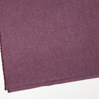 ウール&ナイロン×無地(チェリーピンク)×ツイード_全2色 サムネイル2