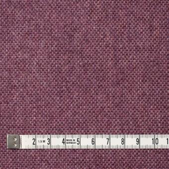 ウール&ナイロン×無地(チェリーピンク)×ツイード_全2色 サムネイル4