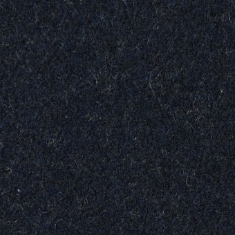 ウール×無地(ダークネイビー)×メルトン サムネイル1