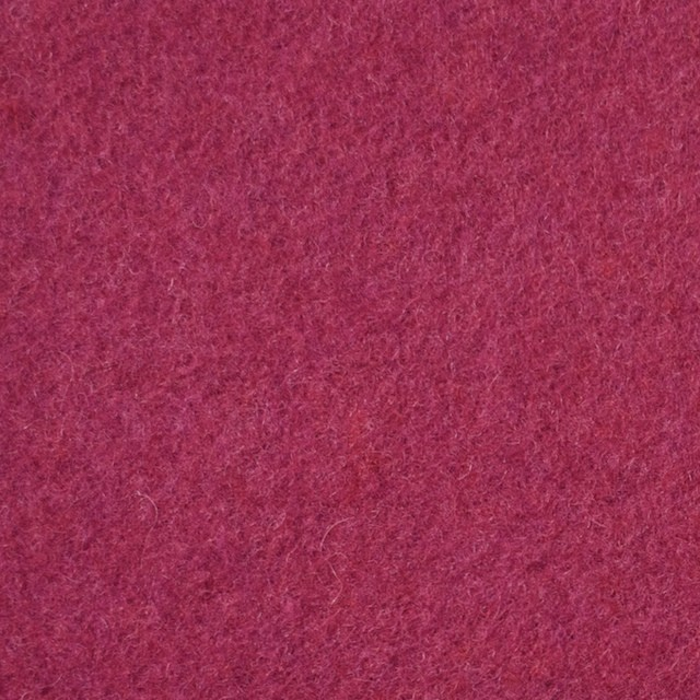 ウール×無地(チェリーピンク)×ビーバー イメージ1