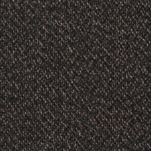 ウール×無地(モカ&ブラック)×ツイード イメージ1