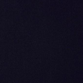 コットン×無地(ブラック)×シャンブレーギャバジン サムネイル1