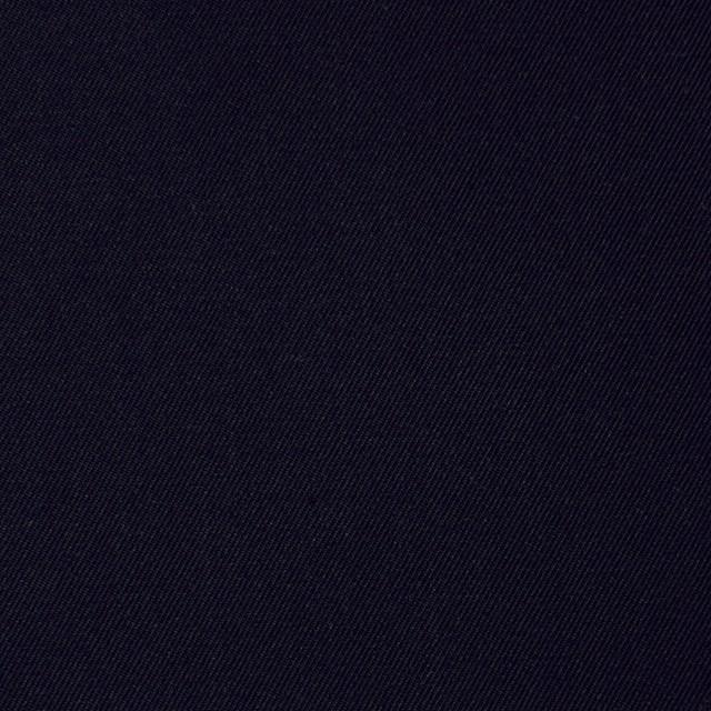 コットン×無地(ブラック)×シャンブレーギャバジン イメージ1