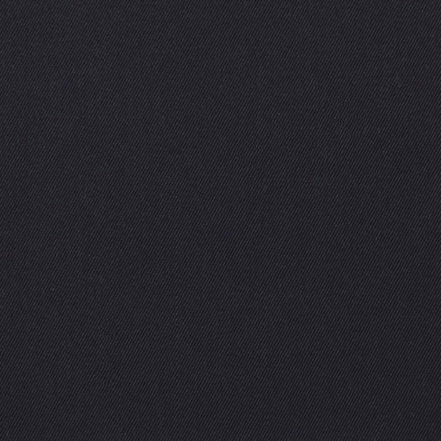 コットン&ポリエステル×無地(チャコールブラック)×ギャバジン イメージ1