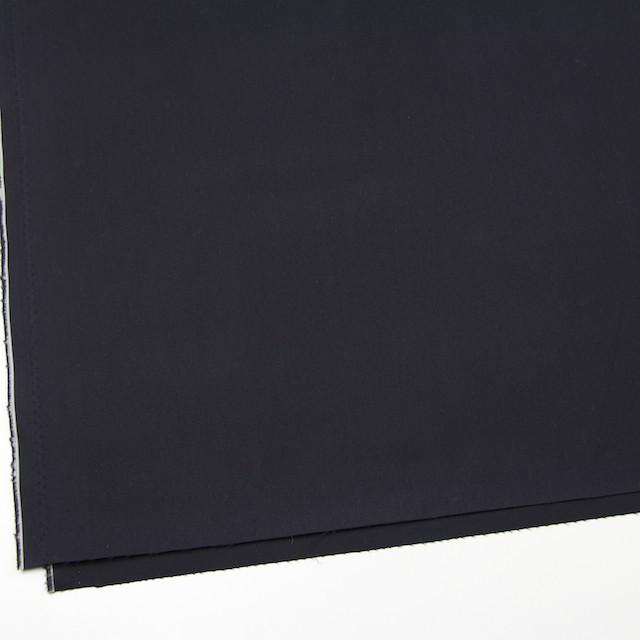 コットン&ポリエステル×無地(チャコールブラック)×ギャバジン イメージ2