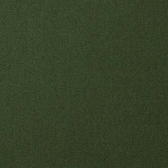 コットン×無地(モスグリーン)×チノクロス_全5色