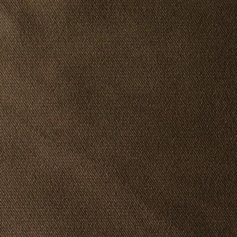アセテート&ポリエステル×無地(アンティークゴールド)×形状記憶シャンブレーサージ_全5色