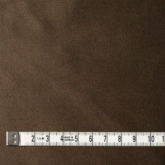 アセテート&ポリエステル×無地(アンティークゴールド)×形状記憶シャンブレーサージ_全5色 サムネイル4