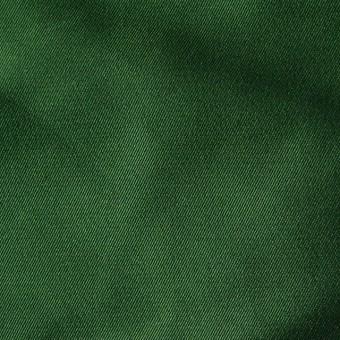 アセテート&ポリエステル×無地(メドウグリーン)×形状記憶シャンブレーサージ_全5色