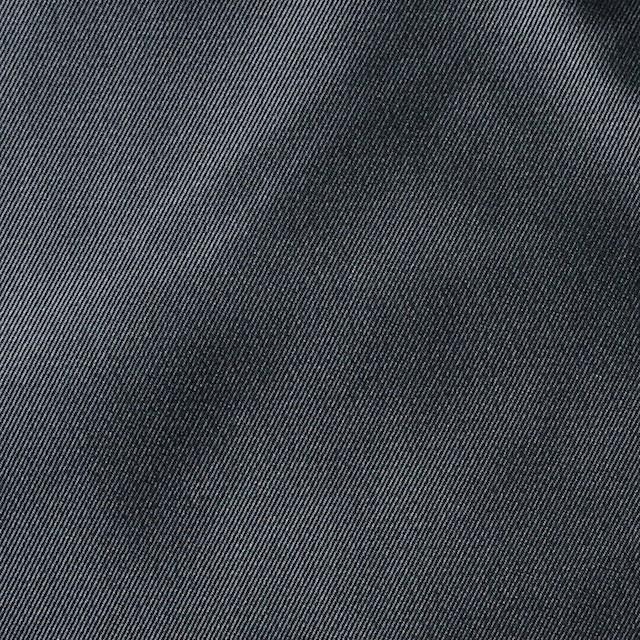 アセテート&ポリエステル×無地(スレートグレー)×形状記憶シャンブレーサージ_全5色 イメージ1