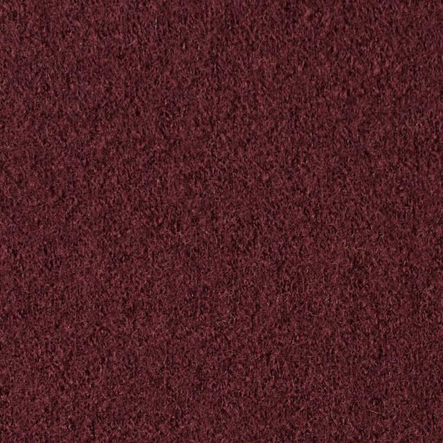 ウール×無地(バーガンディー)×圧縮天竺ニット_全3色 イメージ1