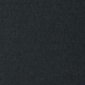 ウール×無地(スレートグレー)×圧縮天竺ニット