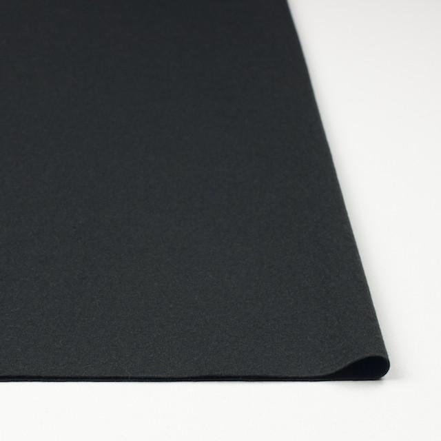 ウール×無地(スレートグレー)×圧縮天竺ニット イメージ3