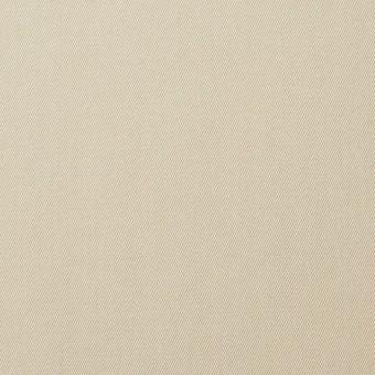 コットン×無地(ベージュ)×サージ_全6色(シリーズ1)