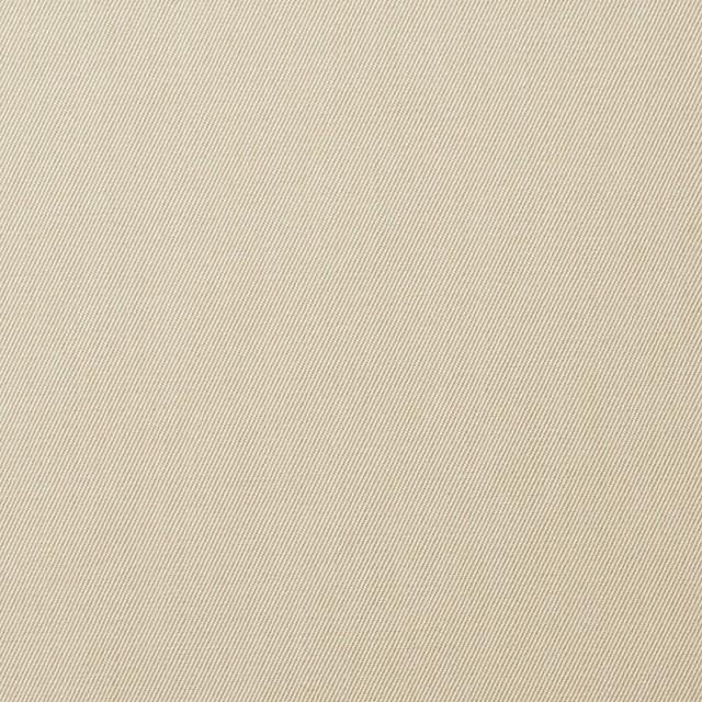 コットン×無地(ベージュ)×サージ_全6色(シリーズ1) イメージ1