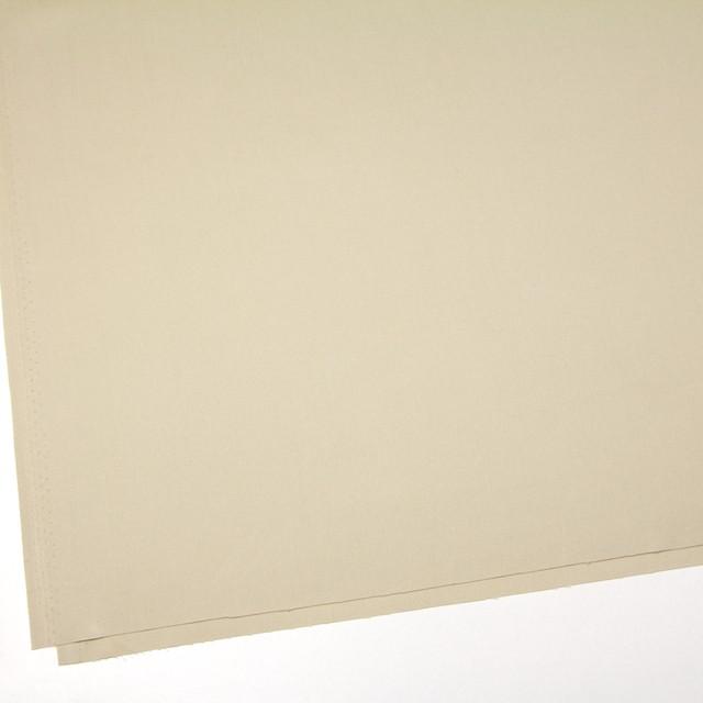 コットン×無地(ベージュ)×サージ_全6色(シリーズ1) イメージ2
