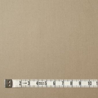 コットン×無地(カーキベージュ)×サージ_全6色(シリーズ1) サムネイル4