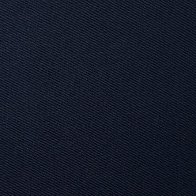 コットン×無地(ネイビー)×サージ_全6色(シリーズ1) イメージ1