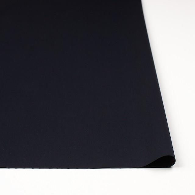 コットン×無地(ブラック)×サージ_全6色(シリーズ1) イメージ3