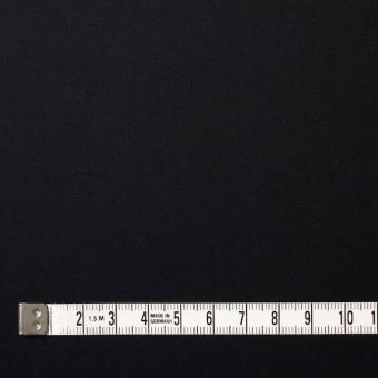 コットン×無地(ブラック)×サージ_全6色(シリーズ1) サムネイル4