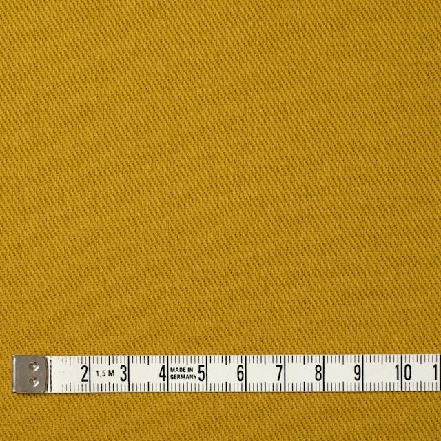 コットン×無地(マスタード)×サージ イメージ4
