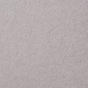 ウール×無地(オパールグレー)×ビーバー サムネイル1