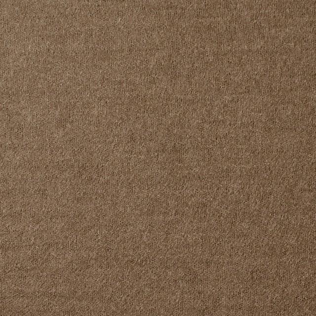 ウール×無地(オークルベージュ)×圧縮Wニット_全3色 イメージ1