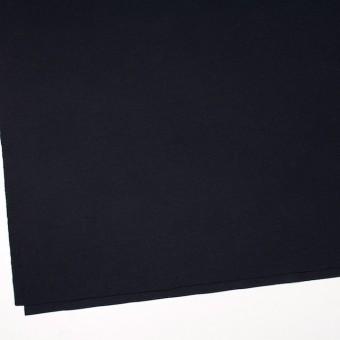 ウール×無地(ダークネイビー)×圧縮Wニット_全3色 サムネイル2