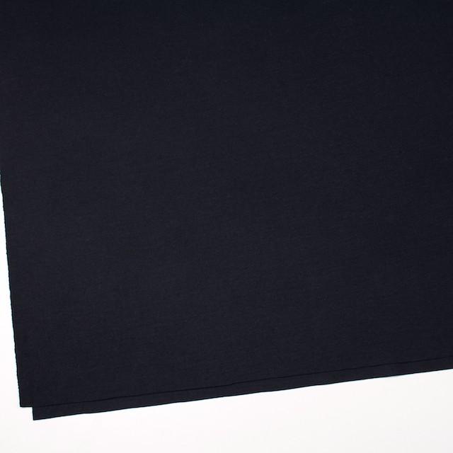 ウール×無地(ダークネイビー)×圧縮Wニット_全3色 イメージ2