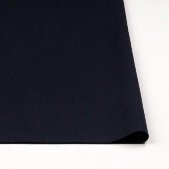 ウール×無地(ダークネイビー)×圧縮Wニット_全3色 サムネイル3