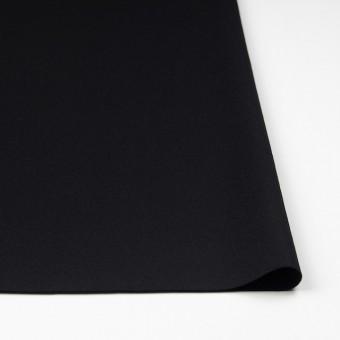 ウール×無地(ブラック)×圧縮Wニット_全3色 サムネイル3