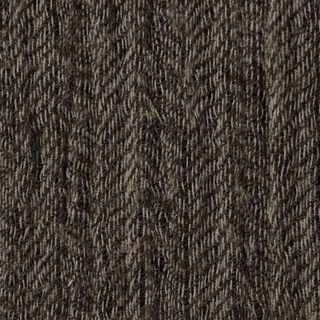 ウール×ミックス(モカブラウン)×Wガーゼかわり織 イメージ1