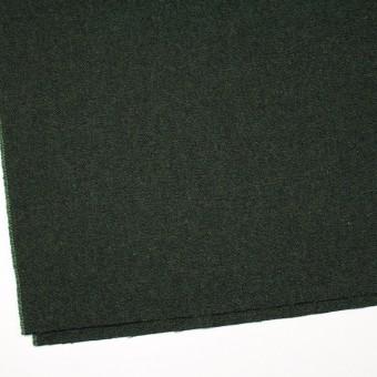 ウール&ポリエステル×ミックス(グリーン&ブラック)×ツイード サムネイル2