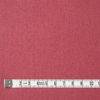 ウール×無地(ローズ)×かわり織 サムネイル4