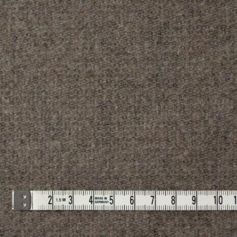 ウール&ポリエステル×無地(カーキベージュ)×かわり織_全2色 サムネイル4