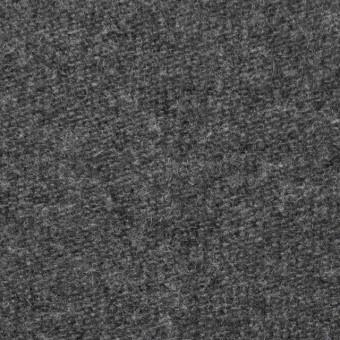ウール&ポリエステル×無地(チャコールグレー)×かわり織_全2色