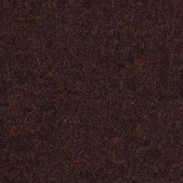 ウール×無地(マホガニー)×ツイード_イングランド製 イメージ1