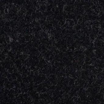 ウール×無地(チャコールブラック)×ツイード_イングランド製 サムネイル1
