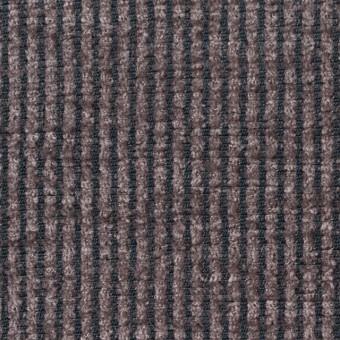 ポリエステル&レーヨン×ストライプ(グレイッシュパープル)×かわり織