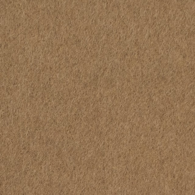 ウール&ナイロン×無地(キャメルベージュ)×ビーバー イメージ1