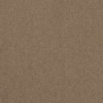 ウール×無地(カーキベージュ)×フラノ(フランネル) サムネイル1