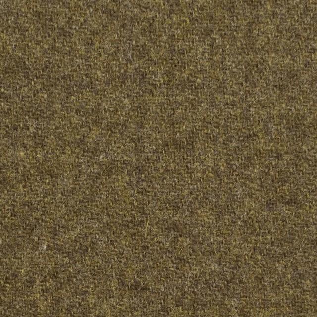 ウール×無地(アンティークゴールド)×ツイード イメージ1