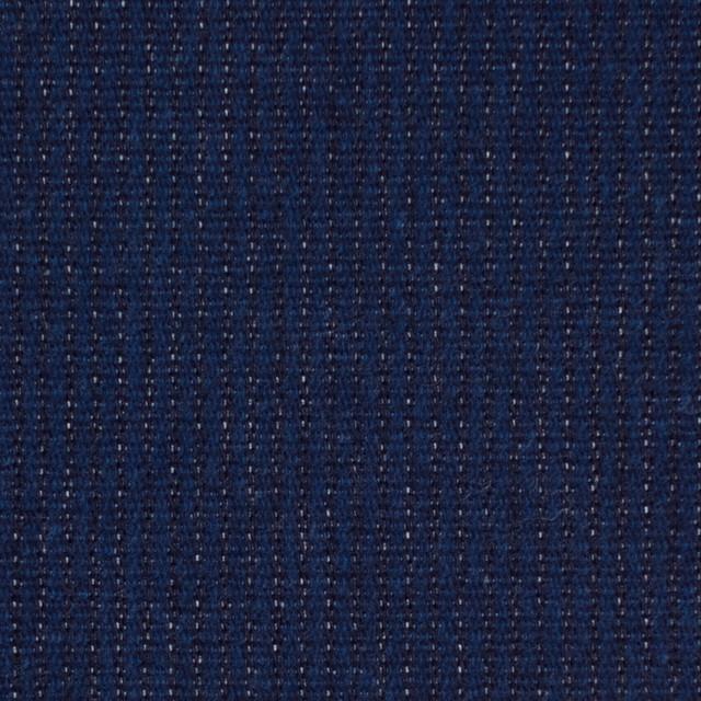 コットン&ポリエステル×無地(ネイビー)×デニム(裏面起毛) イメージ1