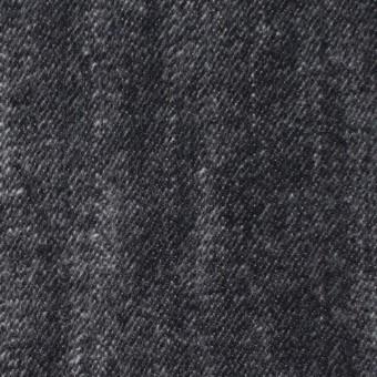 コットン×グラデーション(ブラック)×デニム