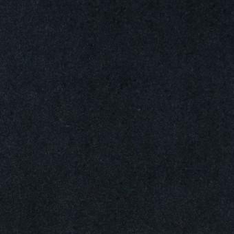 ポリエステル&コットン×無地(ブラック)×スエード(合皮)
